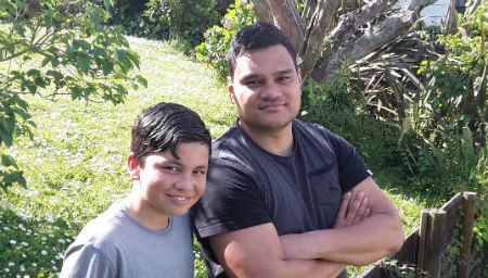 Fathers as role models the focus of White Ribbon event in Hamilton