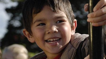 Forgotten Boy Now Smiling Again