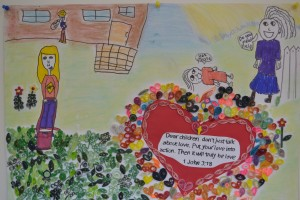 Mangere Presbyterian Church. Visual Art - Group Entry runner up