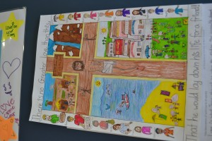 Brieanna-Joie Wedgwood Hope Christian Centre. Visual Art – Year 5 – 8 winner