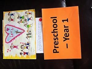 Emanoelle Wedgwood Hope Christian Centre. Visual Art - Preschool Art winner