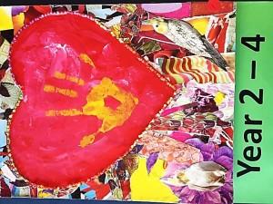 Reuben Atkins Hope Christian Centre. Visual Art – Year 2 - 4 winner